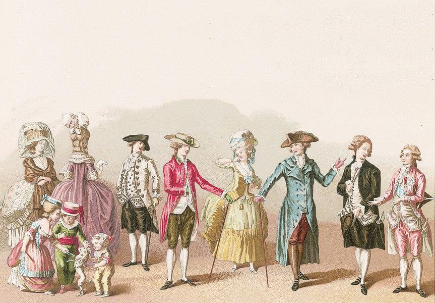 法國時尚文化的承前啟後(三)