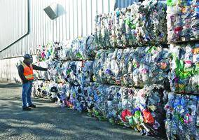 「洋垃圾」無處可去 中國彰顯「重要性」