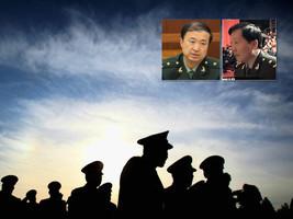 張陽落馬 兩舊部及衛戍區政治部主任被調離