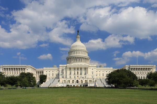 國會參眾兩院周日復會,參議院兩黨繼續進行協商,爭取儘快恢復政府運作。(美國政府圖片)