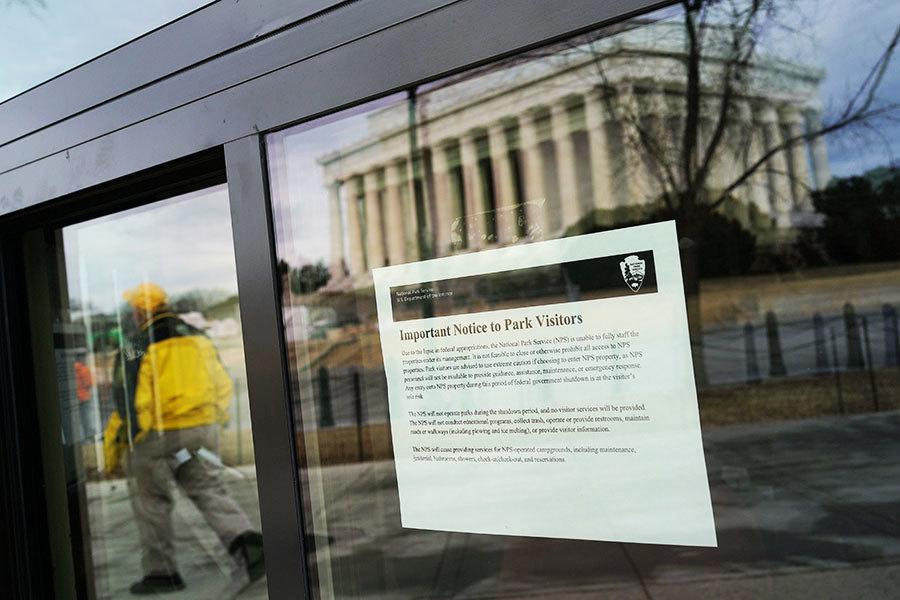 美政府停擺結束 參院22日通過短期撥款法案