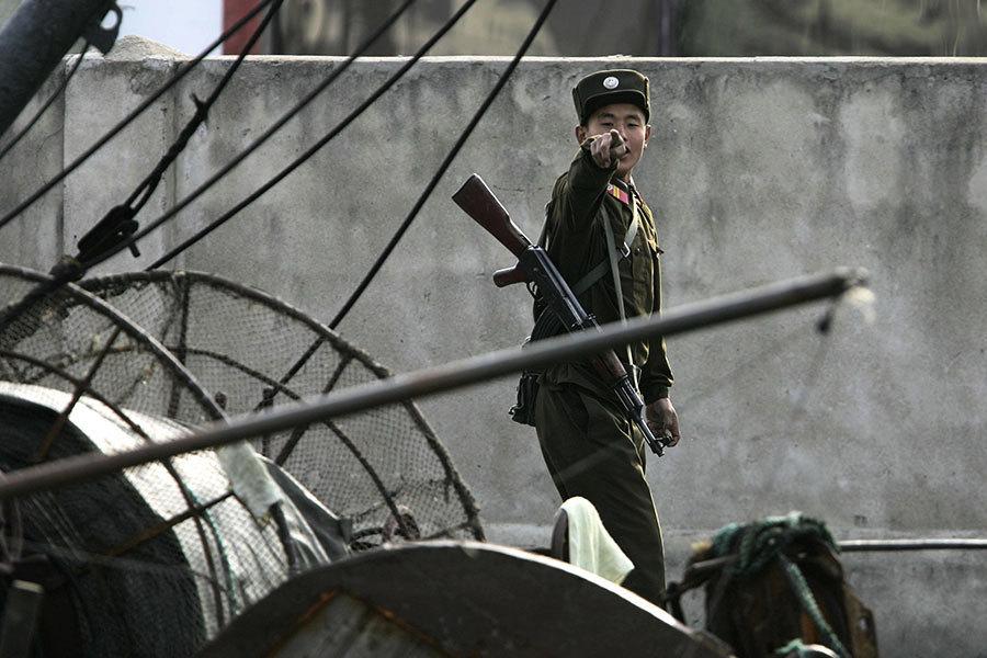 金正恩派官員洗劫農民家 為軍人覓食