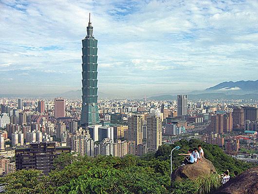 台北101。(大紀元資料圖片)