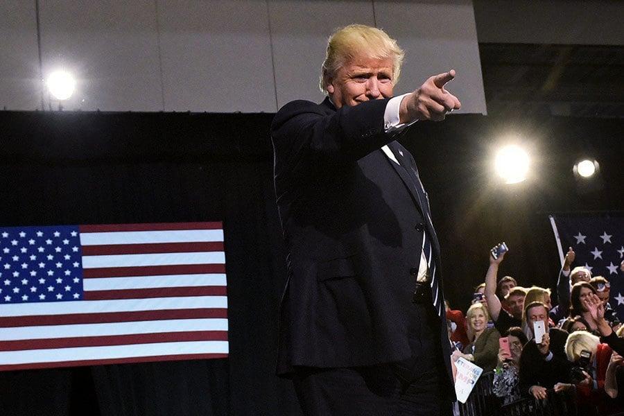 特朗普稅改在達沃斯贏歡呼 被讚里程碑式變化