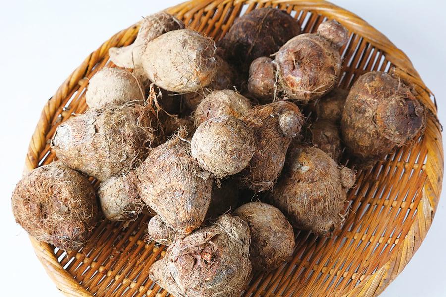 醫食同源在日本 芋頭 古代美容 現代防癌