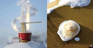 暴雪寒潮襲大陸 多省高鐵停運學校停課
