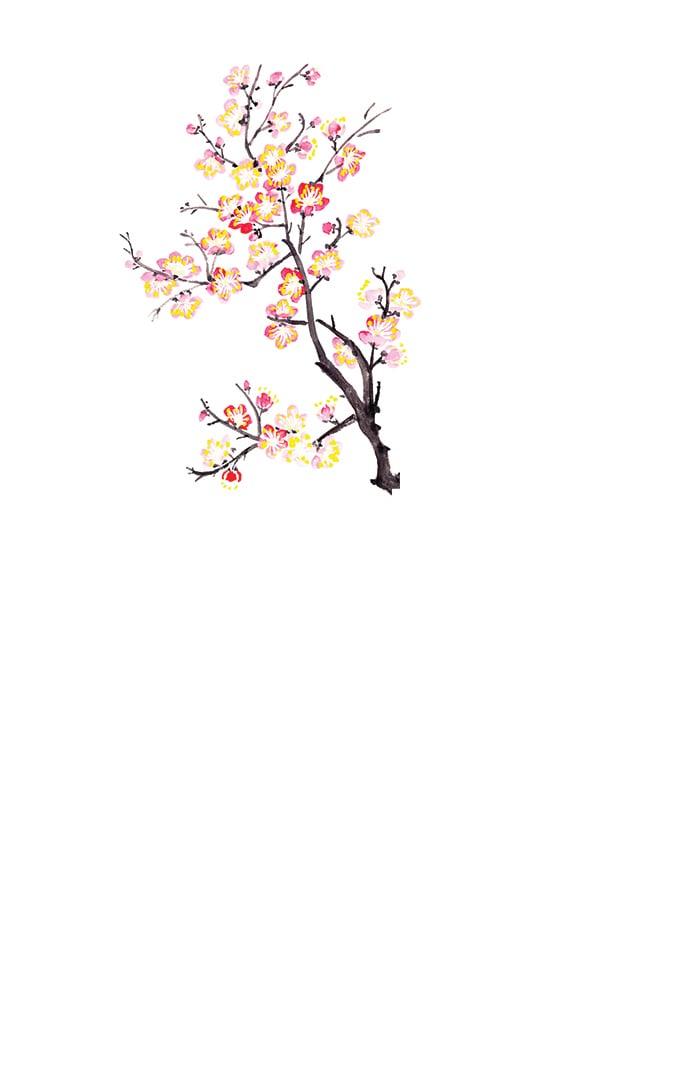 春在枝頭已十分 ──梅花