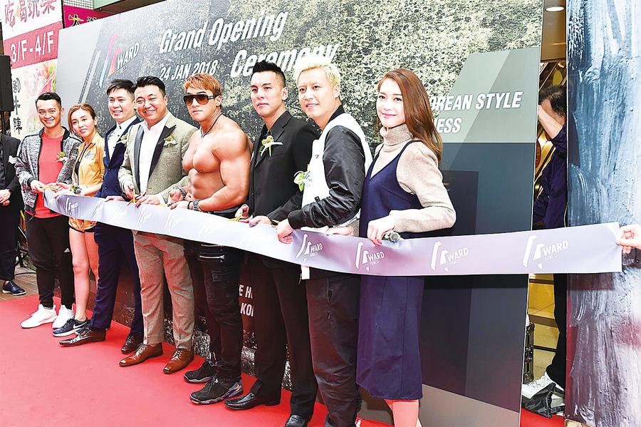 雨僑不喜歡大隻肌肉男 吳浩康為泰拳比賽勤操練