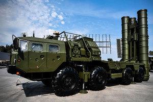 遇風暴 俄對華交付S-400防空導彈受損折返