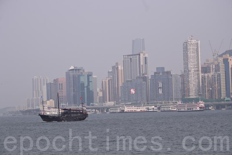 北角「海璇」其中一個千五呎單位,以近億元成交,把上月港島東呎價紀錄往上推10%。(大紀元資料圖片)