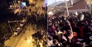 冰花男孩家鄉爆大規模衝突一死 警車被砸