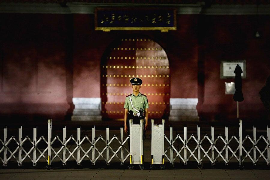 地方政協主席這個歷來四平八穩的「統戰主管」職位,近期經歷一場此前少見的人事大洗牌。(Feng Li/Getty Images)