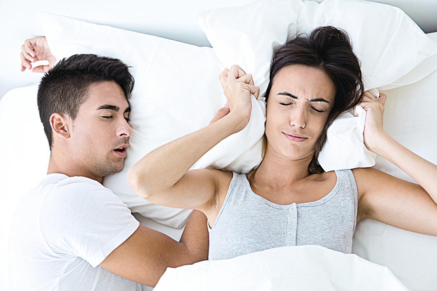 打鼾睡不好 「低溫電漿刀」手術 有助改善呼吸