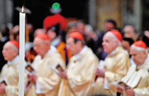 教廷讓步中共 學者:「與魔鬼交易」