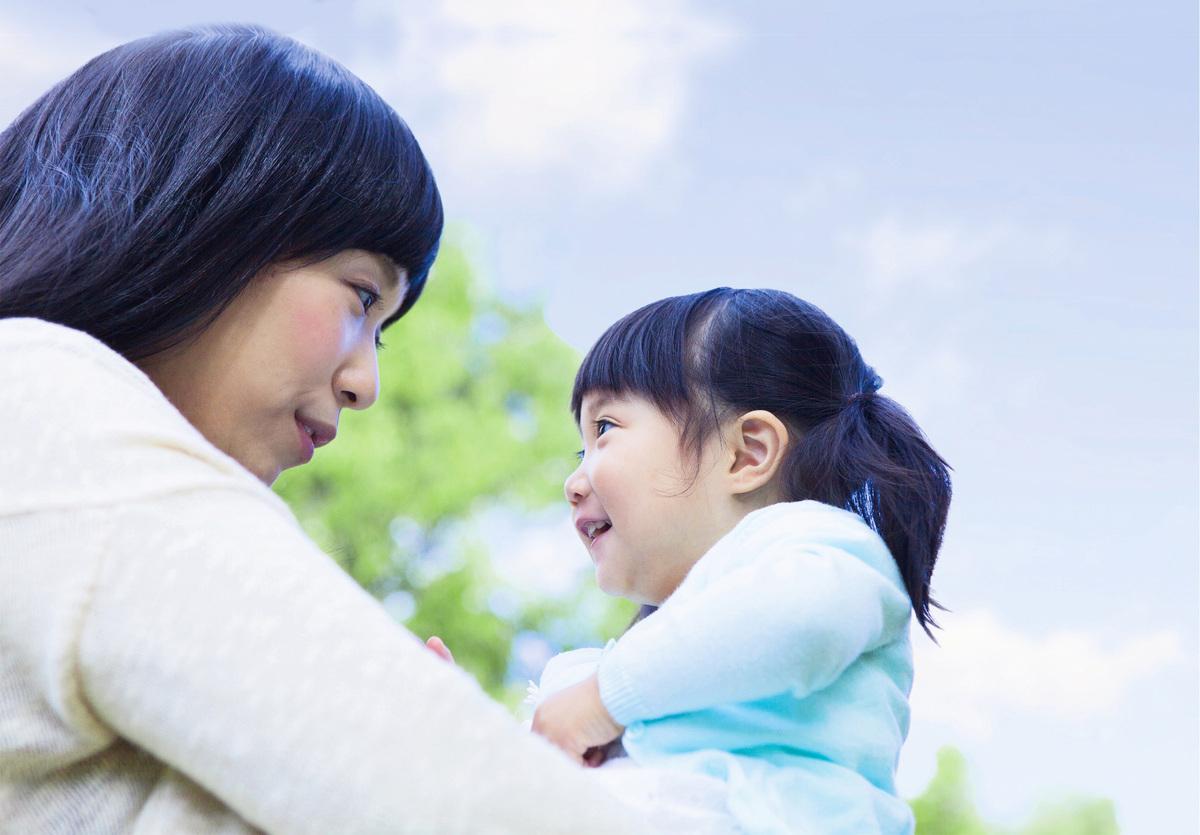 蘇淑貞說,父母每一句話,能奠定小朋友的特質。(Fotolia)