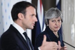 英法簽署新邊境協議 15年來第一份