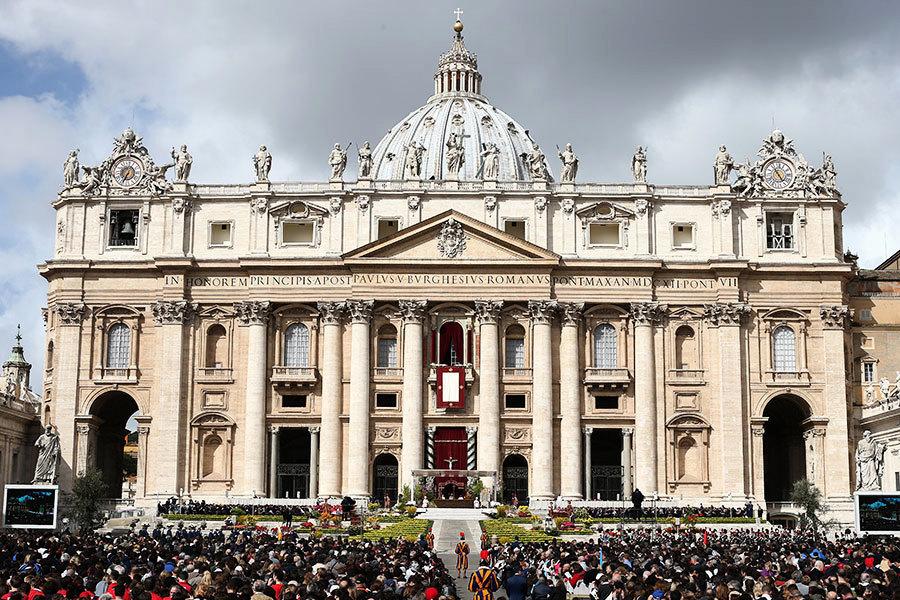 梵蒂岡讓步中共 學者批在與魔鬼做交易