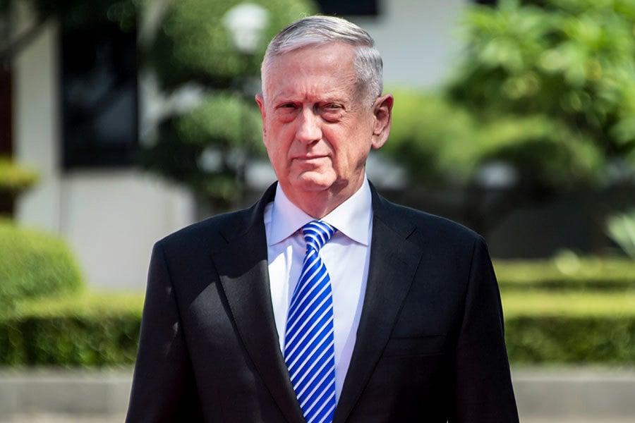 美軍練網攻制朝 防長重申「今晚就可開戰」