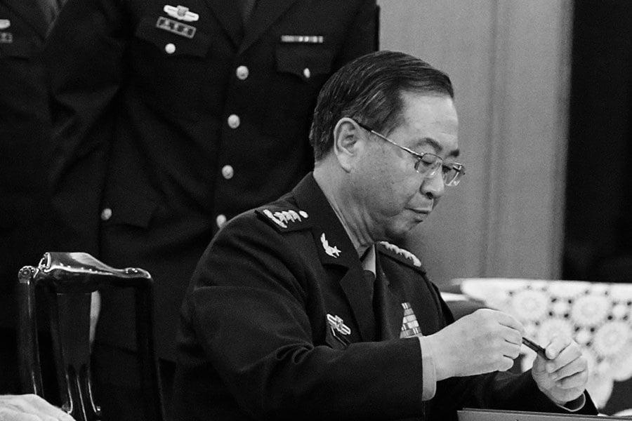 陳思敏:房峰輝罪名引聯想 刑期或上看郭伯雄
