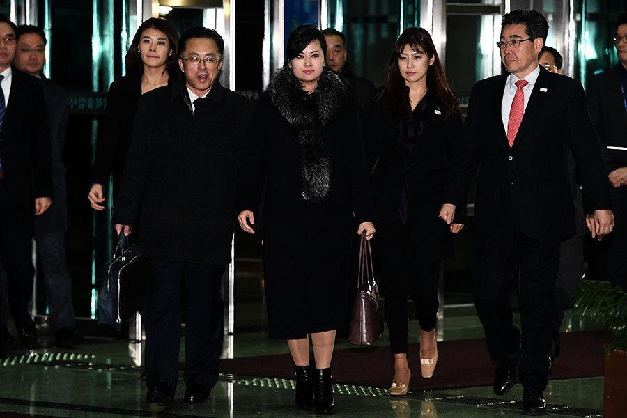 顯示北韓不窮? 玄松月疑持山寨名牌包