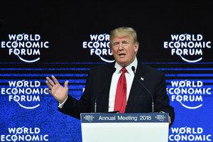特朗普達沃斯演講:現在是投資美國最好時機