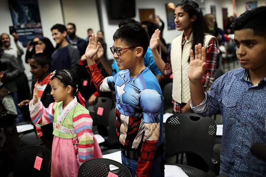 180萬夢想生有望入籍 特朗普擬授予公民身份