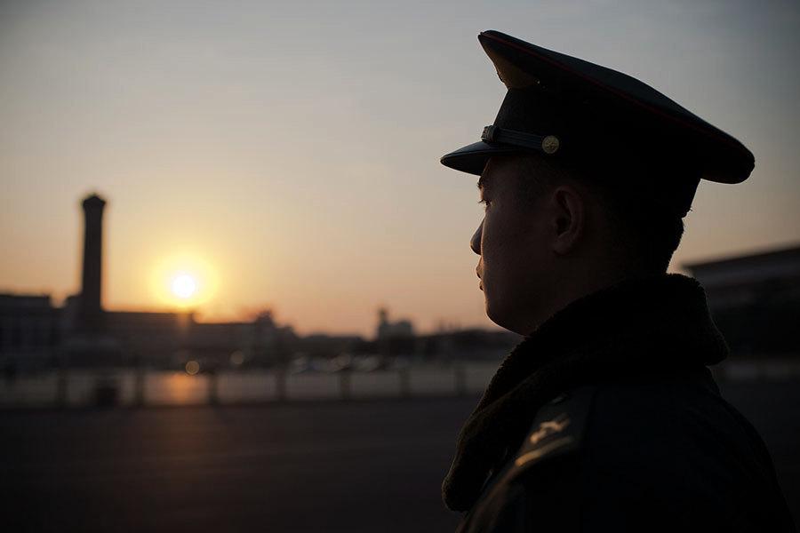 中共黨國思想入侵教育 大陸杏壇悲歌