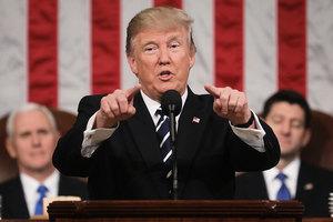 特朗普將發表首個國情咨文 聚焦五大重點