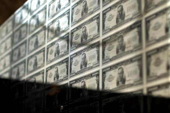 美國特朗普政府推出30年來最大規模稅改僅數周,就已在美國商界引發廣泛迴響,且吸引外國投資者,而這些才剛剛開始。(Spencer Platt/Getty Images)