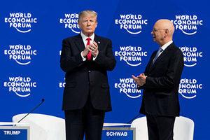 周曉輝:特朗普達沃斯演講指中共是世界威脅