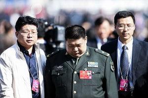 毛新宇死於北韓車禍?中共外交部回應