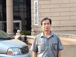 無罪辯護勝  法輪功學員獲釋