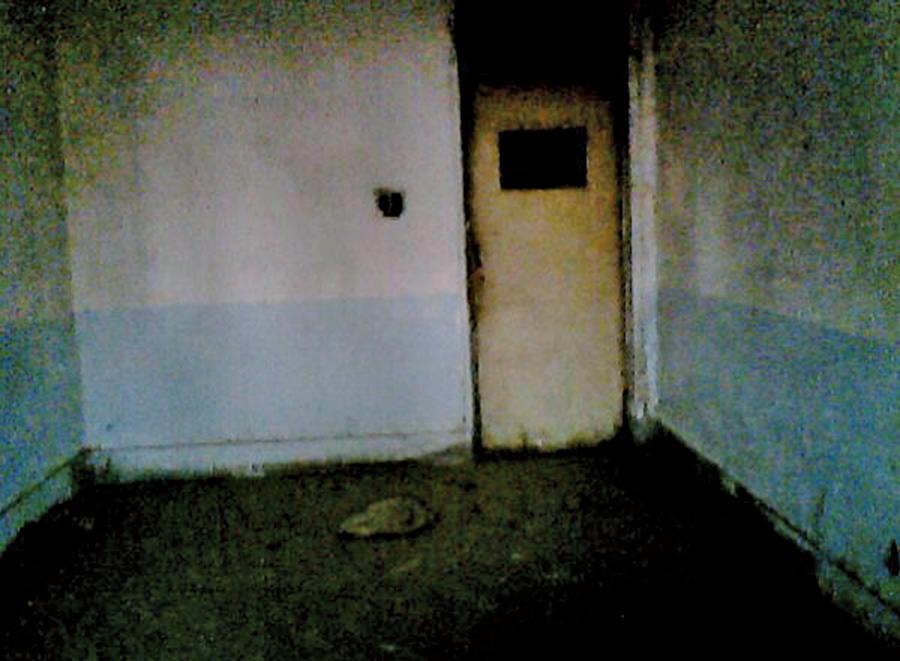 公安局臨時羈押室(明慧網提供)
