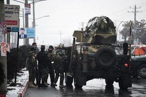喀布爾軍事基地遭襲擊 致11士兵死亡16人傷