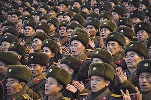 金正恩突取消兩韓演出 下令軍隊實戰軍演