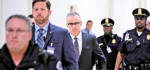 備受爭議的FBI副局長提前離職