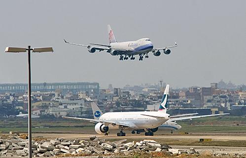 M503航線爭議 台灣喊停兩陸航加班機