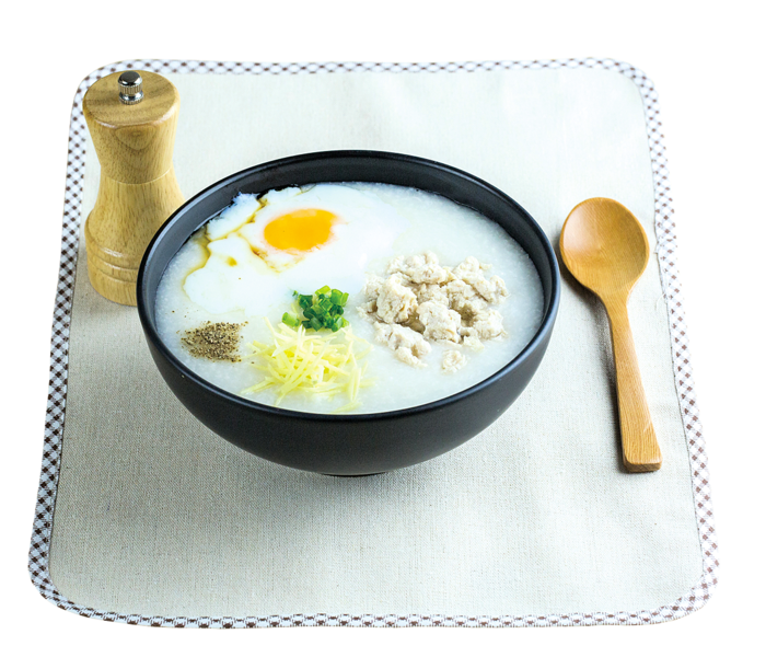 別小看一碗白米粥 食補功效媲美蔘湯