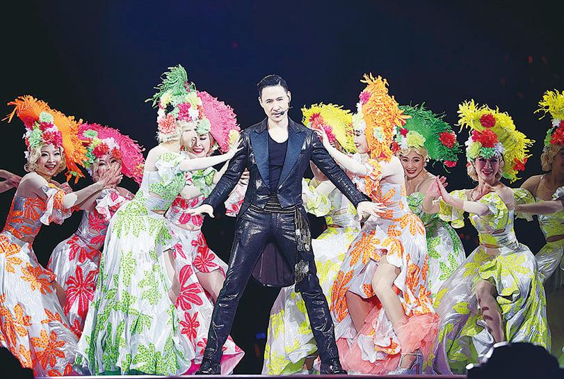 張學友《A CLASSIC TOUR 學友.經典》 世界巡演 吉隆坡展魅力