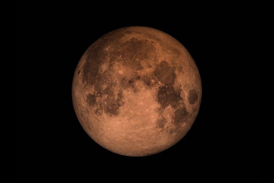 天文奇觀「超級藍血月」今晚登場 天色不佳或影響觀測