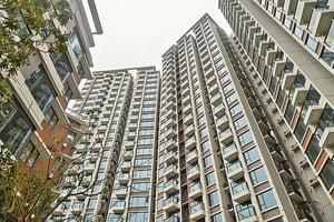 樓價指數雙破頂年升15%