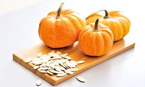 醫食同源在日本 南瓜 天賜的免疫增強劑