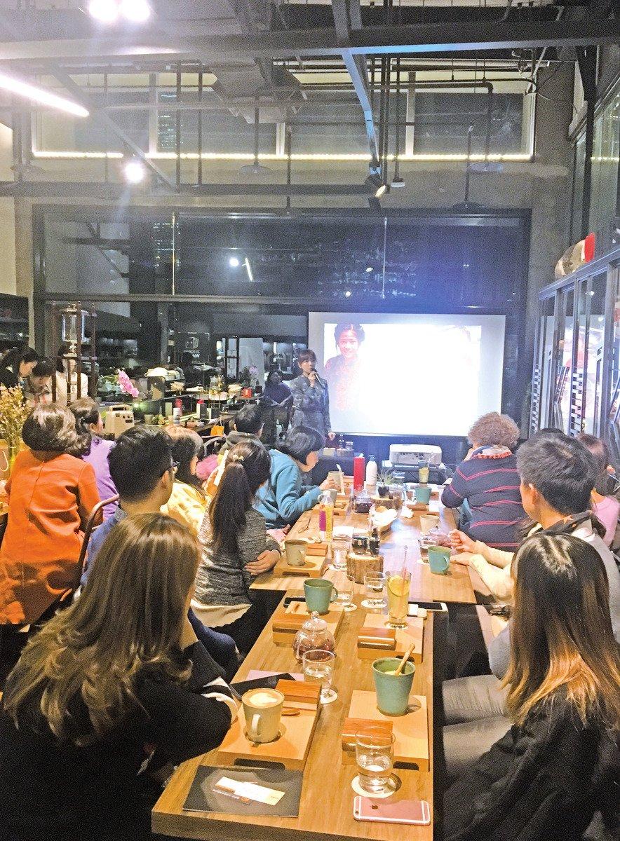 綠色東方在台灣舉辦不丹養生講座,不少聽眾認同健康源自內心的簡單及知足。
