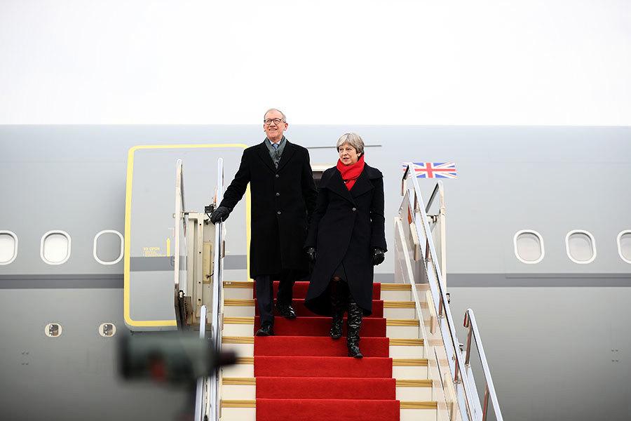 文翠珊抵北京 警告中共按國際規則行事