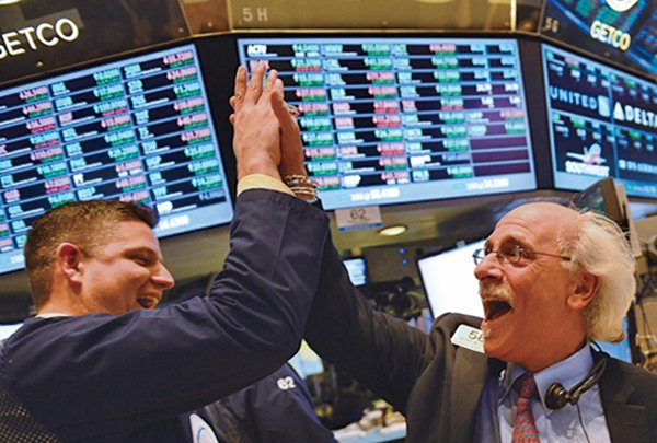 美股漲不停 美林:迫近危險邊緣