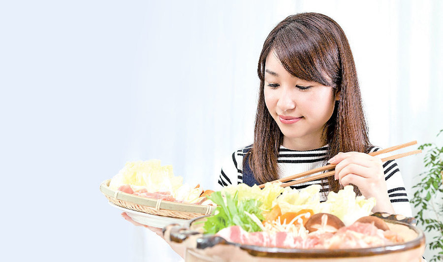 冬季重養腎 10種食物讓你整年健康