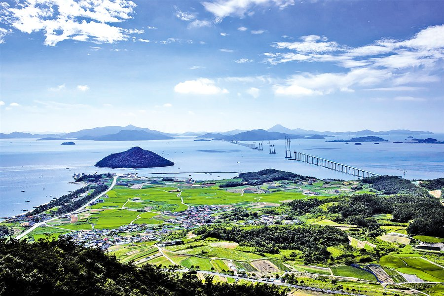 南韓島嶼的故鄉──新安郡