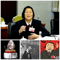 【新聞看點】申大媽又來了 中共選舉鬧劇登場