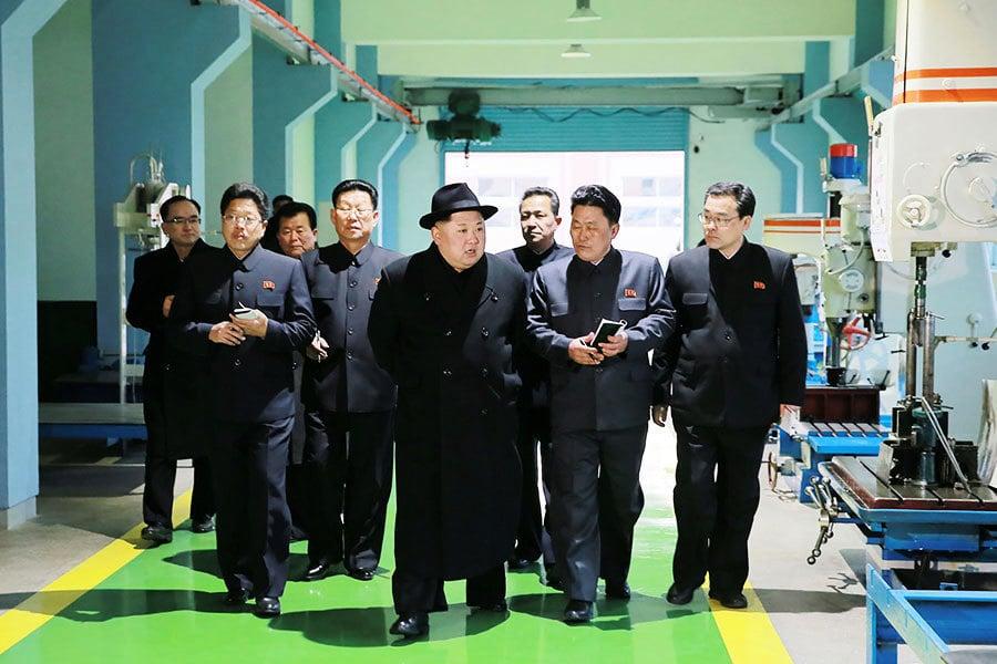 資金緊缺? 北韓邊境部隊被要求協助走私