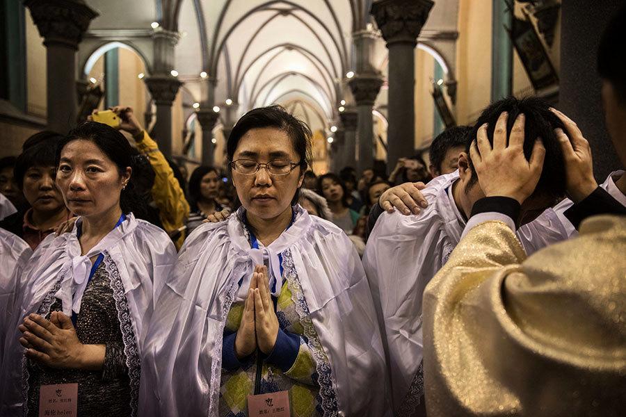 【新聞看點】教宗接受的大陸主教傳有家室